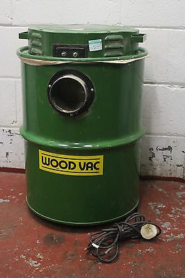 Yorkleen WV2 240v Twin Motor 85L Dust Extractor Free Delivery