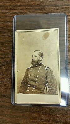 Civil War General John Fitz Porter CDV Image