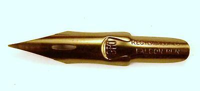 Vintage NOS Esterbrook Falcon 048 Collectible Pen Nib Never Used, Lot of 4