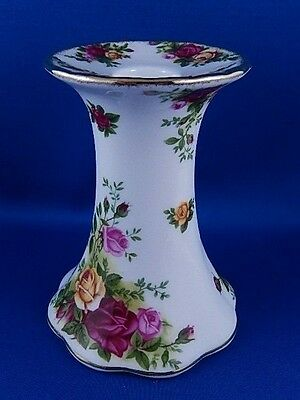 "Royal Albert OLD COUNTRY ROSES 4 1/2"" Candleholder"