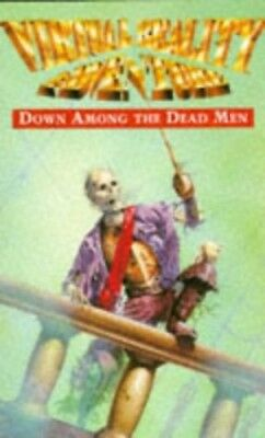 Virtual Reality: Down Among the Dead Men by Morris, Dave Paperback Book The