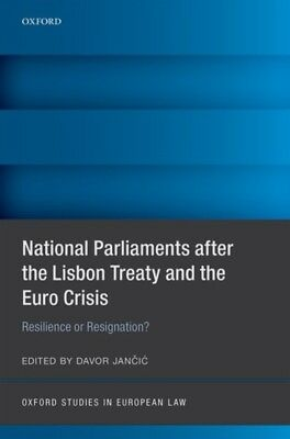 NATIONAL PARLIAMENTS AFTER THE LISBON TR, Davor, Jancic, 97801987...