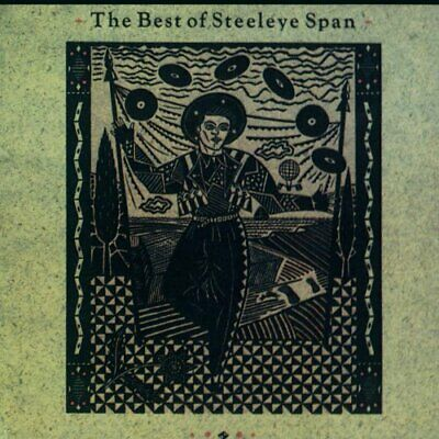 The Best Of Steeleye Span -  CD 3TVG The Cheap Fast Free Post The Cheap Fast