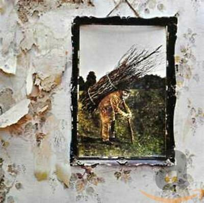 Led Zeppelin - Led Zeppelin IV - Led Zeppelin CD 09VG The Cheap Fast Free Post