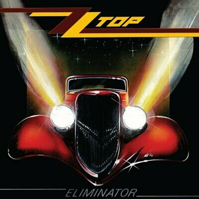 ZZ Top - Eliminator - ZZ Top CD YRVG The Cheap Fast Free Post The Cheap Fast