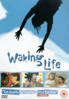 Waking Life [DVD] [2002] - DVD  6QVG The Cheap Fast Free Post