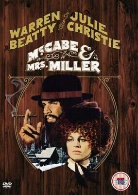 Mccabe And Mrs Miller [DVD] [1971] - DVD  VZVG The Cheap Fast Free Post