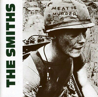 The Smiths - Meat Is Murder - The Smiths CD 6XVG The Cheap Fast Free Post The
