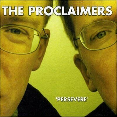 Proclaimers - Persevere - Proclaimers CD CWVG The Cheap Fast Free Post The Cheap