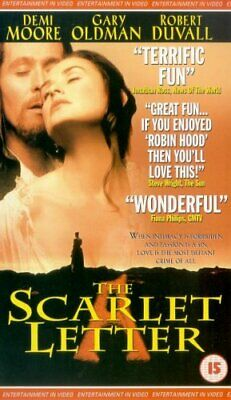 The Scarlet Letter [DVD] - DVD  HWVG The Cheap Fast Free Post