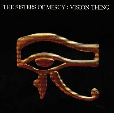 Sisters Of Mercy - Vision Thing - Sisters Of Mercy CD BBVG The Cheap Fast Free