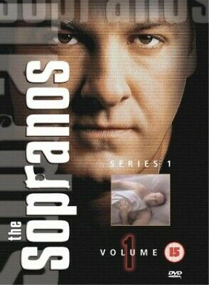 The Sopranos: Series 1 (Vol. 1) [DVD] - DVD  QDVG The Cheap Fast Free Post