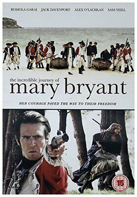 The Incredible Journey of Mary Bryant [DVD] [2005] [2006] - DVD  HOVG The Cheap