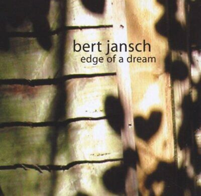 Bert Jansch - Edge Of A Dream - Bert Jansch CD 26VG The Cheap Fast Free Post The