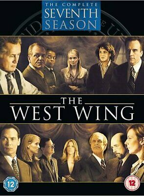 The West Wing - Complete Season 7 [DVD] [2001] - DVD  4IVG The Cheap Fast Free