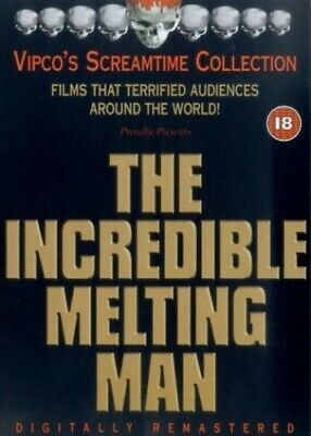 The Incredible Melting Man [DVD] - DVD  CMVG The Cheap Fast Free Post