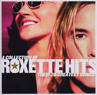 A Collection Of Roxette Hits! Their 20 Greatest Songs! -  CD O4VG The Cheap Fast