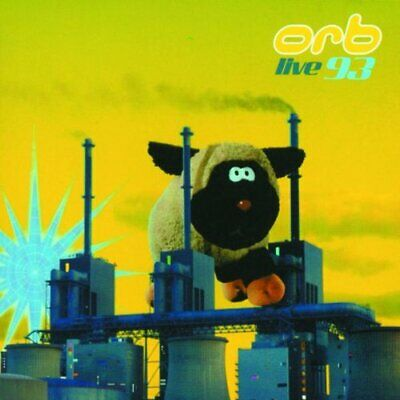 The Orb - Live 93 - The Orb CD BXVG The Cheap Fast Free Post The Cheap Fast Free
