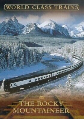 The Rocky Mountaineer [DVD] - DVD  2IVG The Cheap Fast Free Post