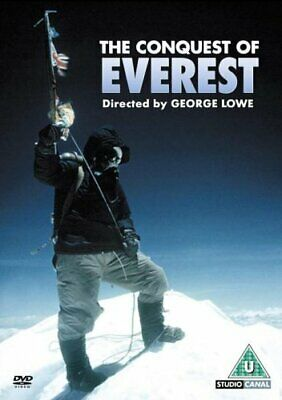 The Conquest of Everest - DVD  UQVG The Cheap Fast Free Post