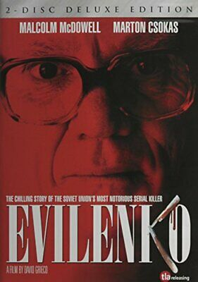 Evilenko [2004] [DVD] [2005] - DVD  7UVG The Cheap Fast Free Post