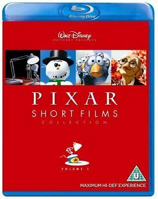 The Pixar Short Films Collection [Blu-ray] - DVD  2IVG The Cheap Fast Free Post