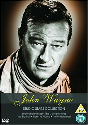 John Wayne Collection - Legend Of The Lost / The Big Trail / The ... - DVD  G4VG