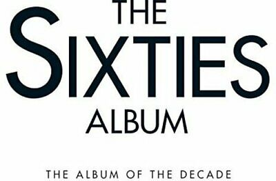 Various Artists - The Sixties Album - Various Artists CD AUVG The Cheap Fast The
