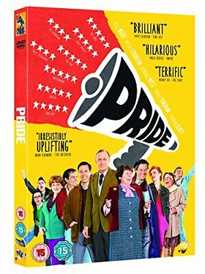 Pride [DVD] (2014) - DVD  7IVG The Cheap Fast Free Post