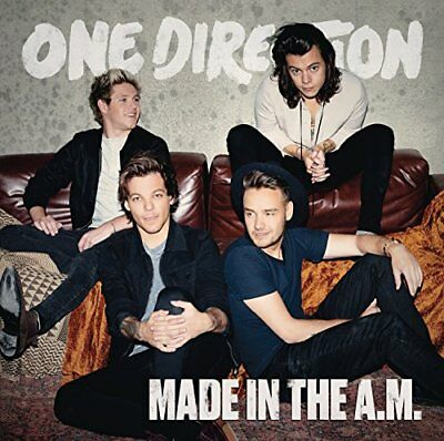 One Direction - Made In The A.M. - One Direction CD H8VG The Cheap Fast Free The