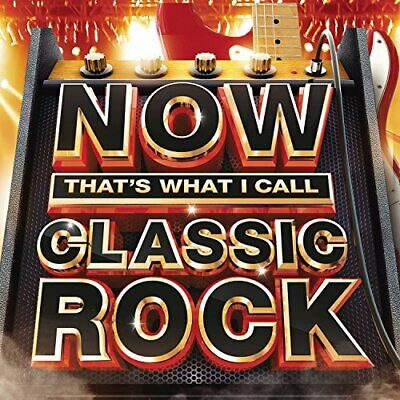 Now That's What I Call Classic Rock -  CD HAVG The Cheap Fast Free Post The