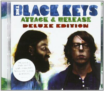 The Black Keys - Attack and Release - The Black Keys CD MSVG The Cheap Fast Free