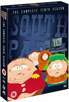 South Park - Season 10 [DVD] - DVD  RMVG The Cheap Fast Free Post
