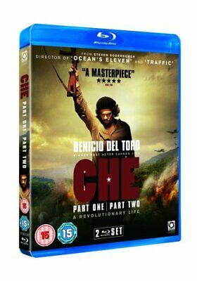 Che - Parts 1&2 [Blu-ray] - DVD  TOVG The Cheap Fast Free Post