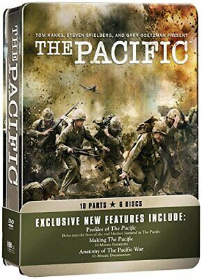 The Pacific - The Complete Series (Tin Box Edition) [DVD] [2010] - DVD  RSVG The