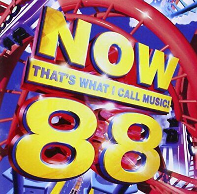 Various - NOW That's What I Call Music! 88 - Various CD VWVG The Cheap Fast Free