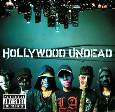 Hollywood Undead - Swan Songs - Hollywood Undead CD EEVG The Cheap Fast Free The