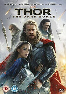 Thor: The Dark World [DVD] [2013] - DVD  Q0VG The Cheap Fast Free Post