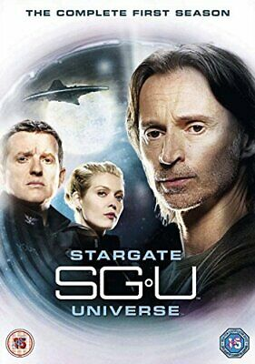 Stargate Universe - Complete Season 1 [DVD] - DVD  K2VG The Cheap Fast Free Post