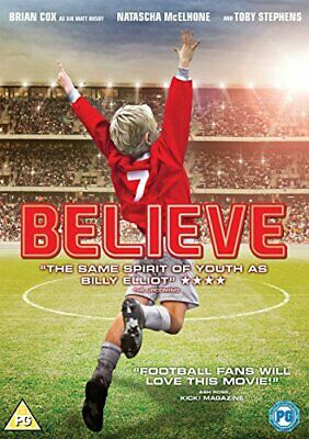 Believe [DVD] - DVD  NSVG The Cheap Fast Free Post