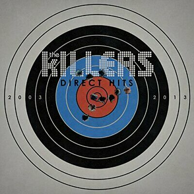 The Killers - Direct Hits (Standard) - The Killers CD 54VG The Cheap Fast Free