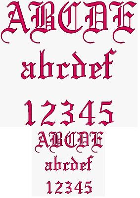 FONT DESIGN: BLISS for MACHINE EMBROIDERY DESIGN, FAST & FREE EMAIL