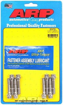 Arp Connecting Rod Bolt Kit Custom Age 625 Plus Carrillo Part Number 300-6708