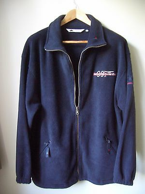 JAMES BOND Tomorrow Never Dies 007 Crew Fleece Jacket MEDIUM OO7 Film Prop RARE