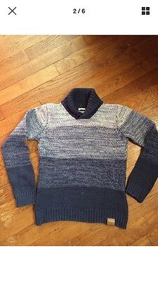 pull garcon 12 ans PEPE JEANS TBE