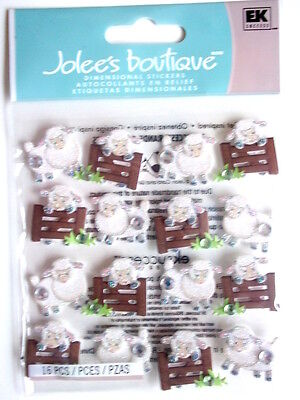 Jolee's Boutique Stickers - Sheep Repeats