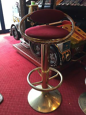 Arcade Fruit Machine Stool See Pic