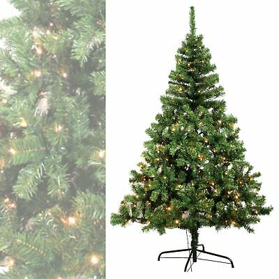 120 270cm k nstlicher weihnachtsbaum christbaum tannenbaum tanne baum kiefer eur 24 50. Black Bedroom Furniture Sets. Home Design Ideas