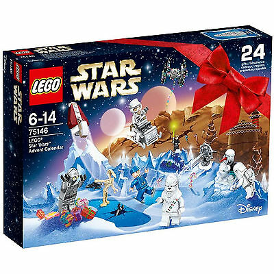 New | LEGO Star Wars Advent Calendar 75146 (Christmas 2016)