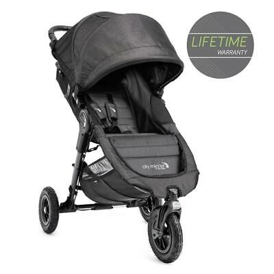 Baby Jogger City Mini GT (Charcoal Denim) Single Stroller Pushchair